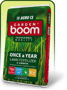 Garden Boom Once a year